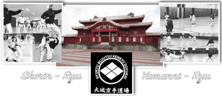 Karate und Kobudo in Hamburg